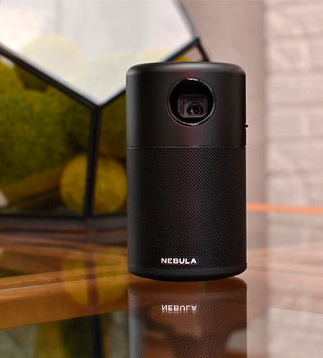 Review of Anker Nebula Capsule Smart Wi-Fi Mini Projector