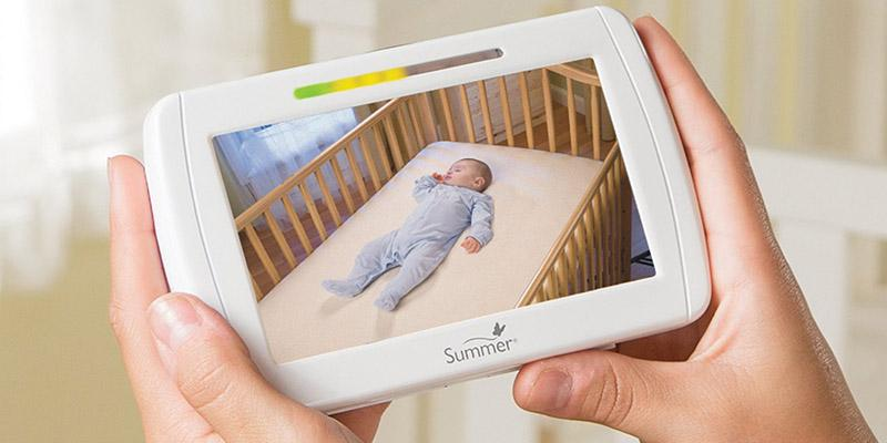 Review of Summer Infant In View 28650 Video Baby Monitor