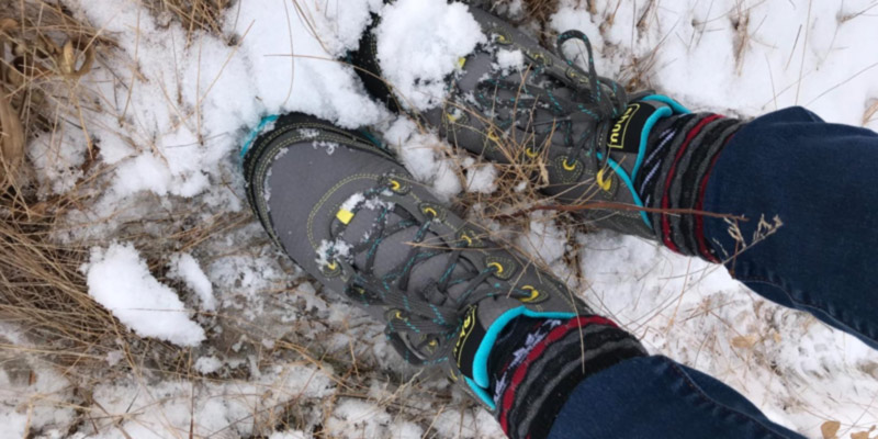 Review of ahnu Sugarpine Boot WP-W Hiking Boots