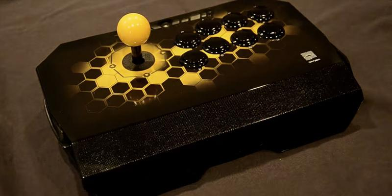 Review of Qanba Drone Fighting stick Playstation/PC