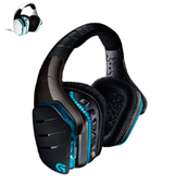 Logitech G933 Artemis Spectrum RGB 7.1 Surround Sound Gaming Headset