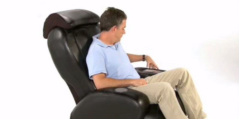 Detailed review of Human Touch iJoy-2580 Robotic Massage Chair