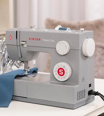 Review of SINGER 4452 Heavy Duty Sewing Machine