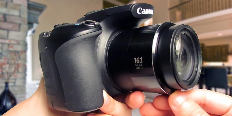 Review of Canon PowerShot SX60 Digital Camera
