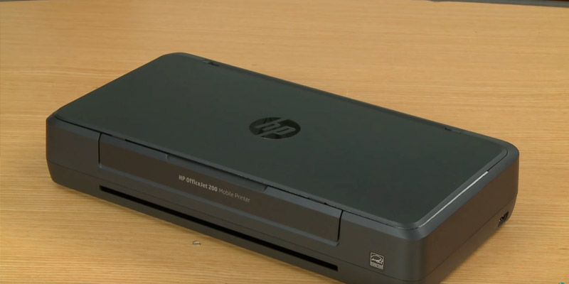 Review of HP OfficeJet 200 CZ993A Portable Printer