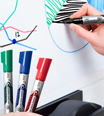 Review of BIC Dry Erase Marker Intensity Advanced
