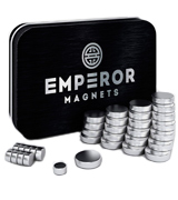 Emperor GKM522 Strong Refrigerator Magnets 10 Small + 20 Large