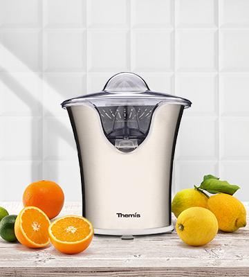 Review of THEMIS CJ3372 Powerful Citrus Juicer