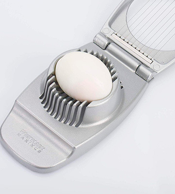 Review of Westmark Multipurpose Stainless Steel Wire Egg Slicer