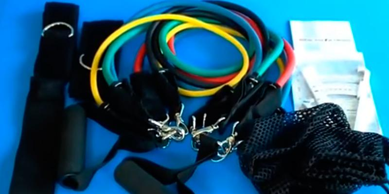 Review of Black Mountain Products Resistance Band Set
