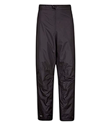 Mountain Warehouse Spray Mens Waterproof Overtrousers Ripstop Rain Pants