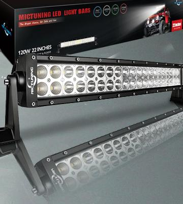 Review of Mictuning 22 Light Bar