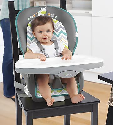 Review of Ingenuity Trio 3-in-1 Ridgedale High Chair