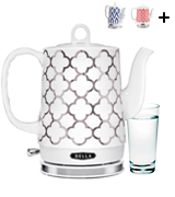 BELLA 13622 Electric Ceramic Tea Kettle