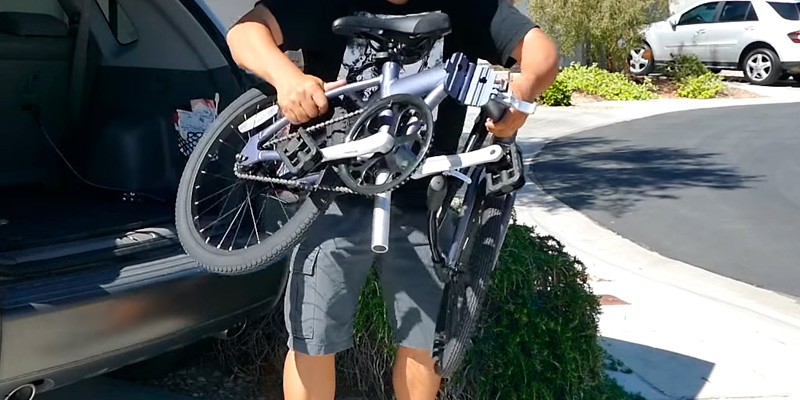 Review of Vilano Urbana Single Speed Folding Bike