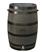 RTS Companies Inc Accents Rain Water Collection Barrel