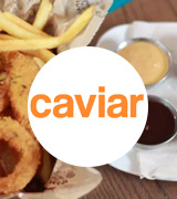 Caviar Food Delivery