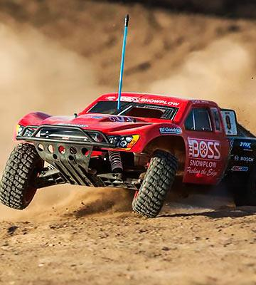 Review of Traxxas 58034-1 Short Course Racing Truck