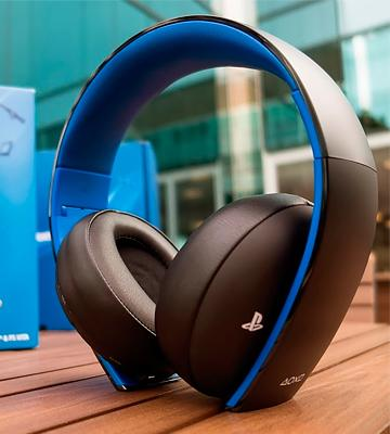 Review of PlayStation Gold Wireless Stereo Gaming Headset