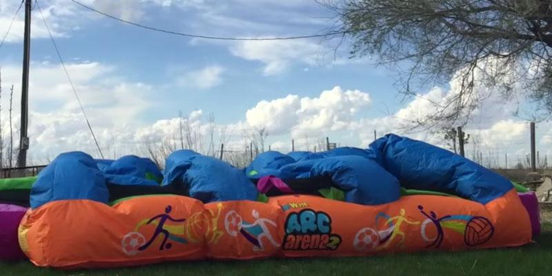 Detailed review of KidWise Arc Arena II Sport Bounce House