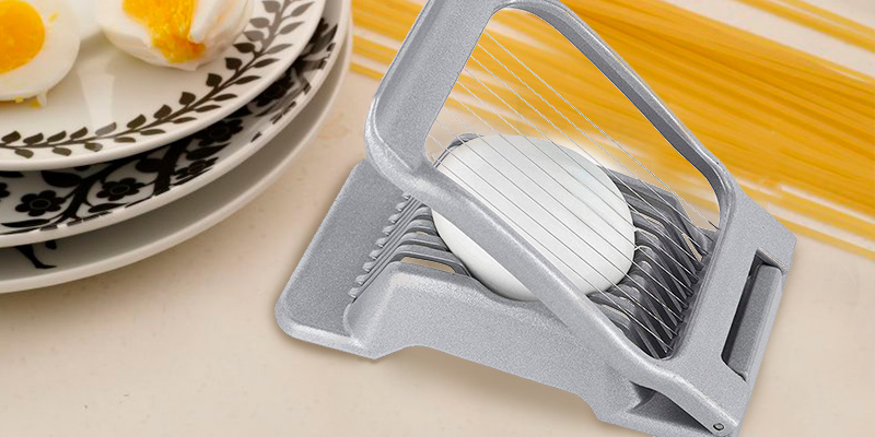 Review of Westmark Duplex Multipurpose Stainless Steel Wire Egg Slicer