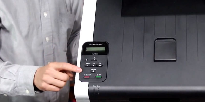 Review of Brother HL-3170CDW Digital Color Printer with Wireless Networking and Duplex