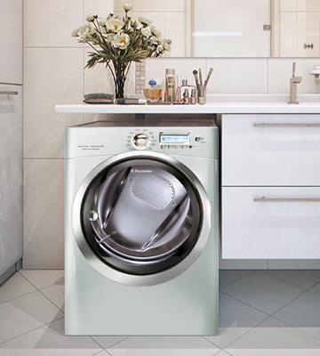 Review of Electrolux EWMED70JSS 8.0 Cu. Ft. Steam Cycle Electric
