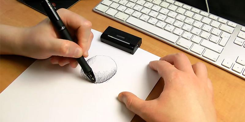 Review of Wacom MDP123 Inkling Digital Sketch Pen