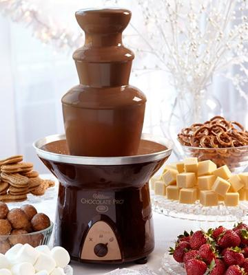 Review of Wilton 2104-9008 Chocolate Fountain
