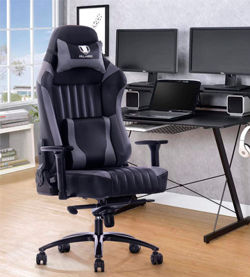 Review of KILLABEE Big and Tall 400lb Memory Foam Gaming Chair
