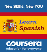 Coursera Learn Spanish