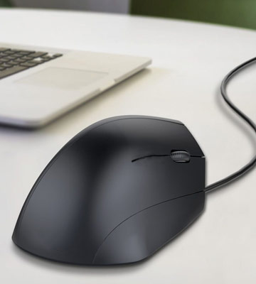 Review of Sharkk SK137G Ergonomic Vertical Wireless Mouse