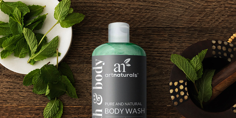Review of ArtNaturals Tea Tree Essential Bath and Body Wash