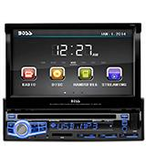 BOSS AUDIO BV9976B Touchscreen DVD Player Receiver