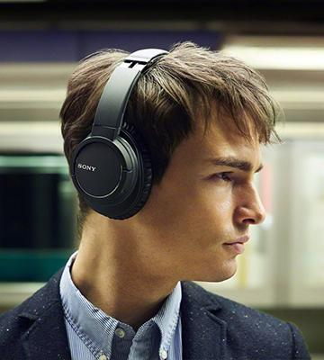 Review of Sony MDR-ZX770DC Noise Canceling Headphones