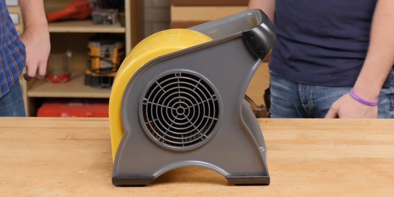 Review of Stanley 655704 High Velocity Blower Fan