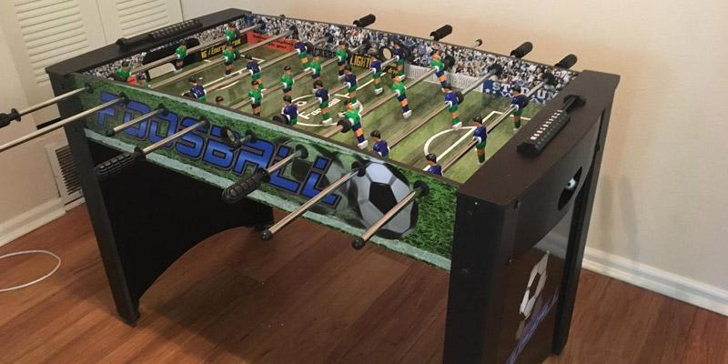 Detailed review of Hathaway Playoff Soccer Table
