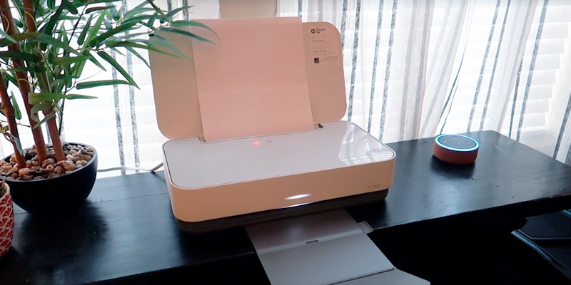 Review of HP Tango 2RY54A Mobile Printer