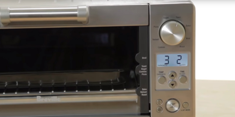 Review of Breville BOV450XL Mini Smart Oven with Element IQ