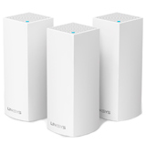 Linksys Velop (WHW0303) AC2200 Tri-Band WiFi Mesh System (Pack of 3)