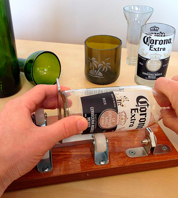 Review of Upcycle EZ-Cut Professional Bottle Cutter Kit