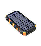 Riapow T11W 26800mAh Wireless Solar Charger