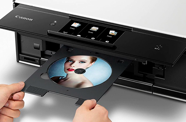 Comparison of CD/DVD Printers