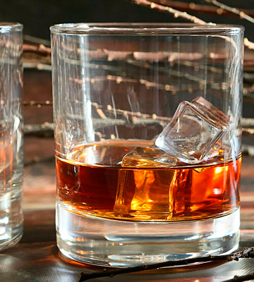 Review of Taylor'd Milestones Glassware Whiskey Glass