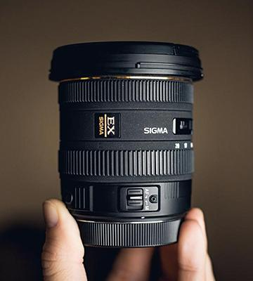 Review of Sigma 10-20mm f/3.5 EX DC HSM ELD SLD Aspherical Super Wide Angle Lens