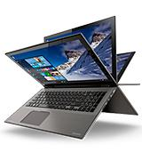 Toshiba Satellite Radius (P55W 4K) Intel Core i7-6500U Mobile Processor, 12GB Memory, 1TB Hard Drive, Webcam, WIFI, Bluetooth
