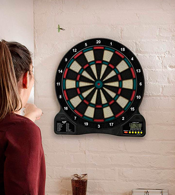 Review of Fat Cat 727 Electronic Dartboard