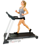 Sunny Health & Fitness SF-T7515 Smart Folding Treadmill