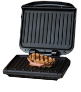 George Foreman GRP1060B Removable Plate Grill and Panini Press