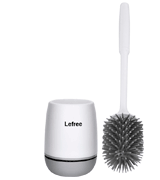 Lefree Silicone Toilet Brush and Holder